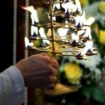 Ghee-lamp